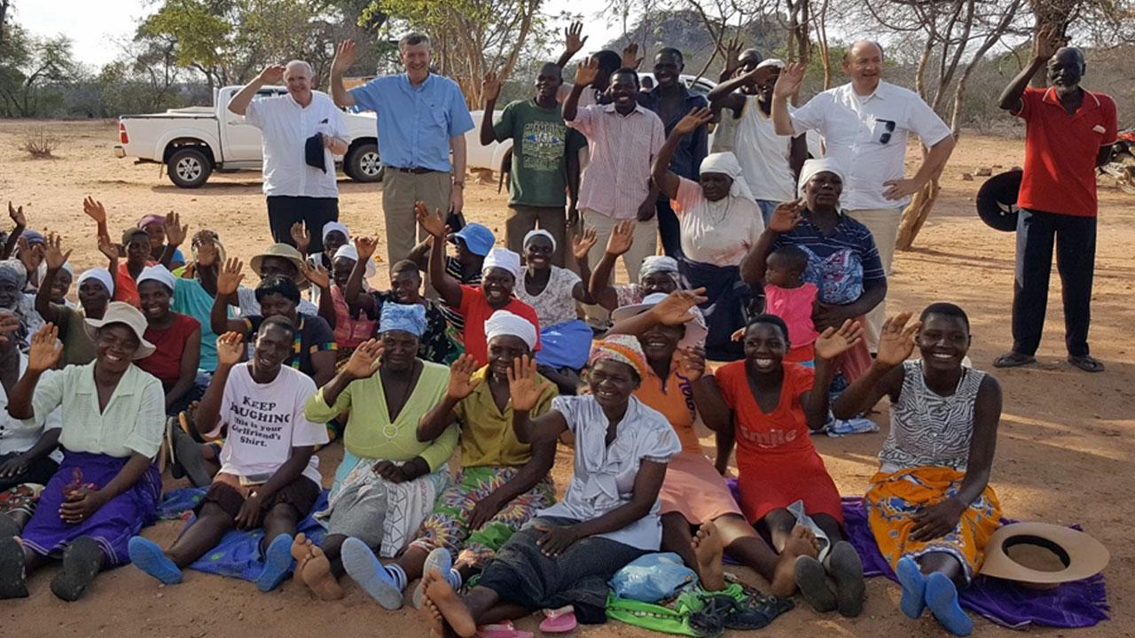 Trócaire – Bishops visit to Zimbabwe Nov 2016