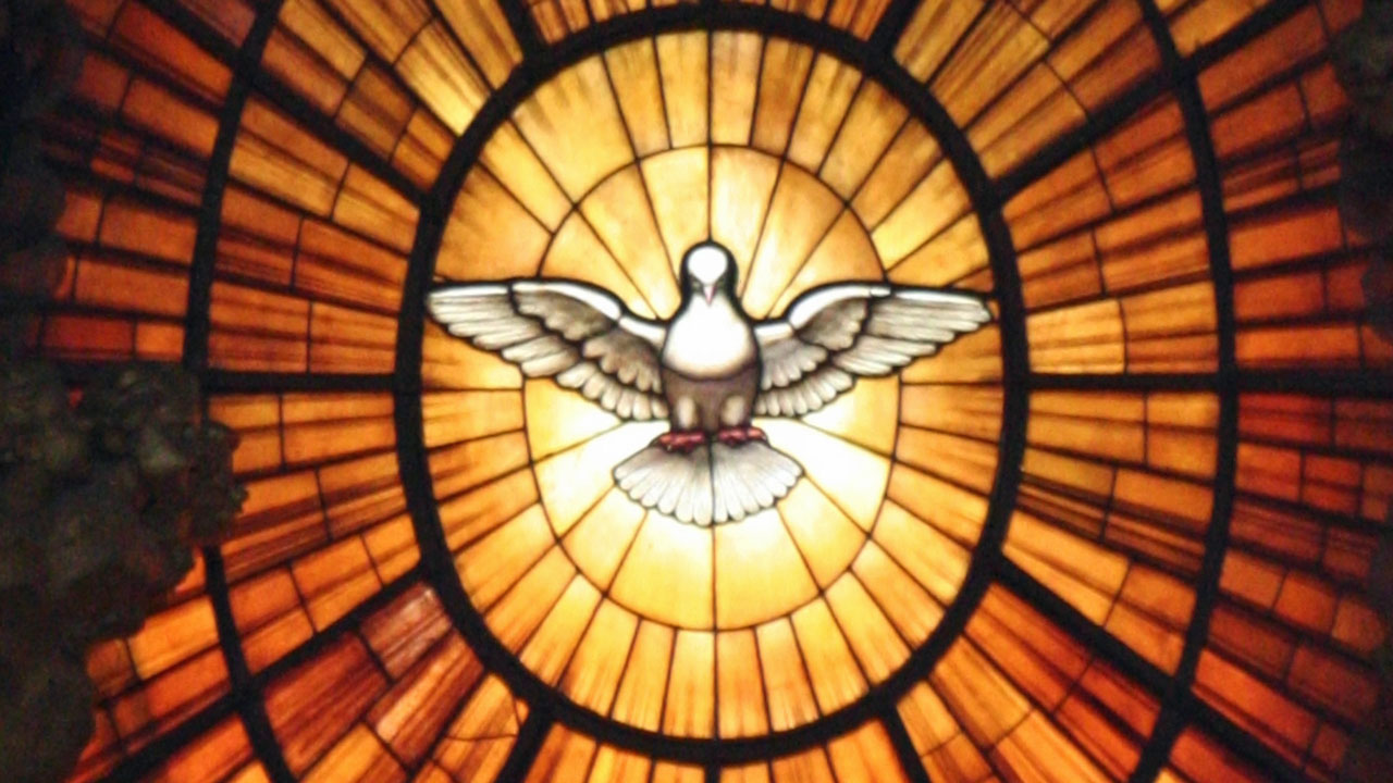 The Wind of the Holy Spirit