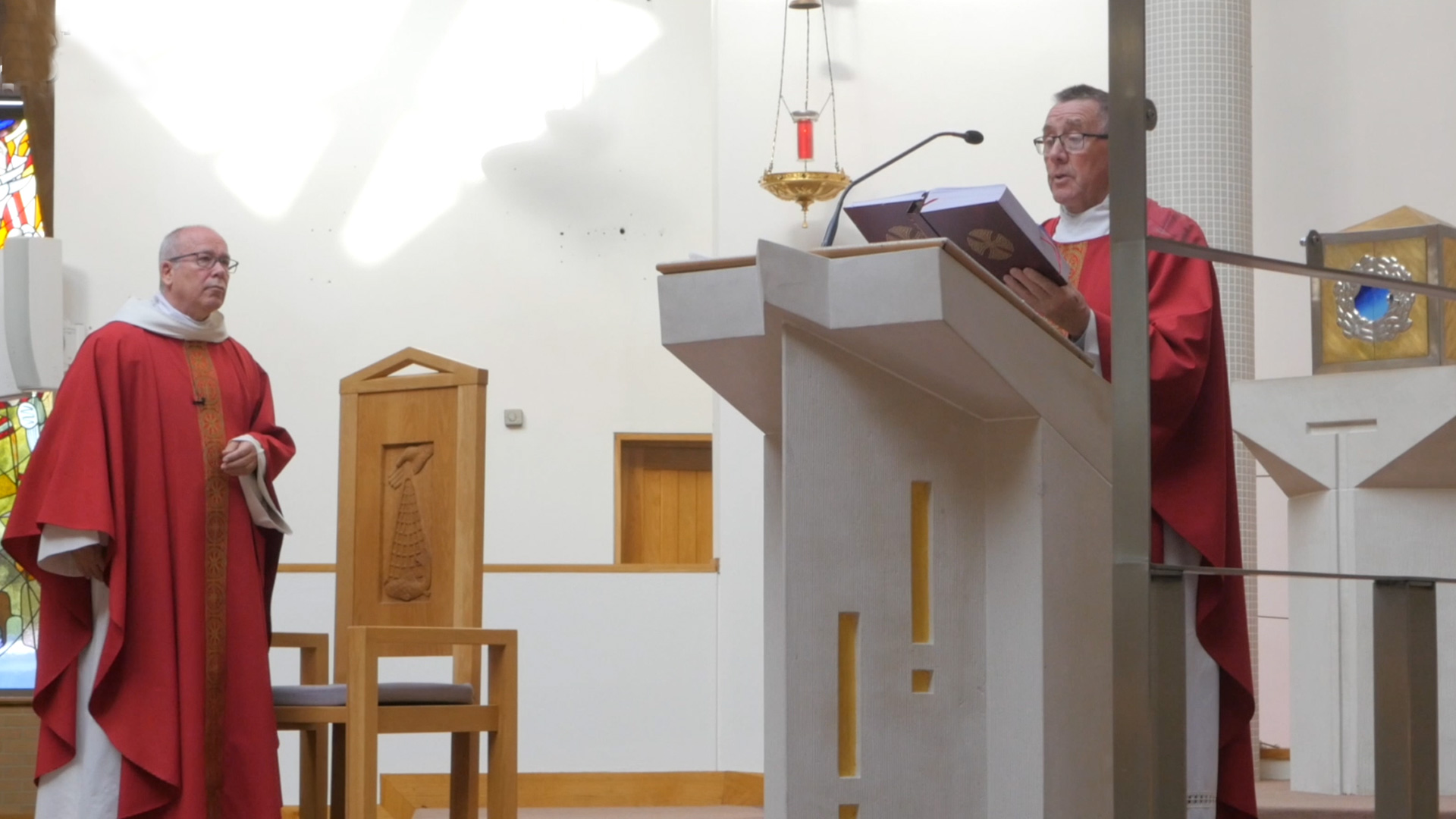 Understanding the Mass – Ep 5 – Liturgy of the Word