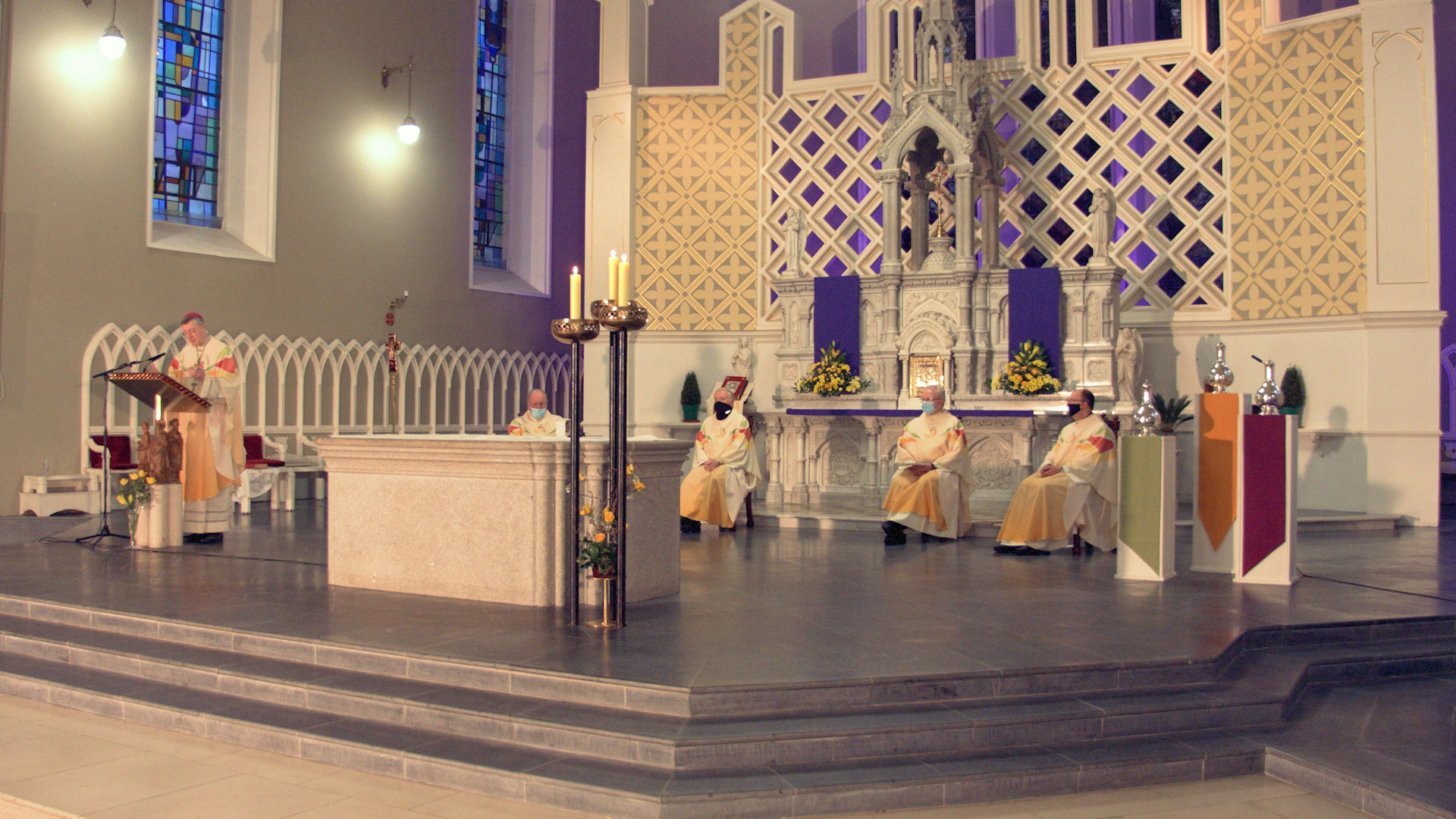 This past 12 months has changed the face of parish for all of us – Bishop Nulty