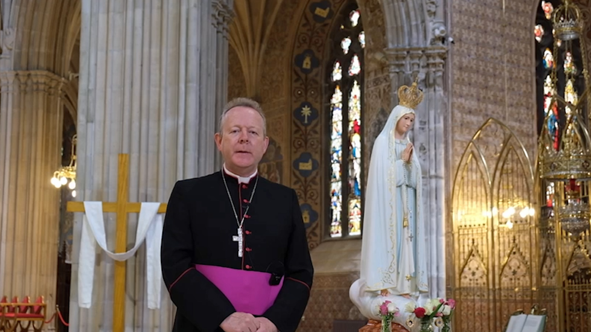 Feast of our Lady of Fatima – Archbishop Eamon Martin