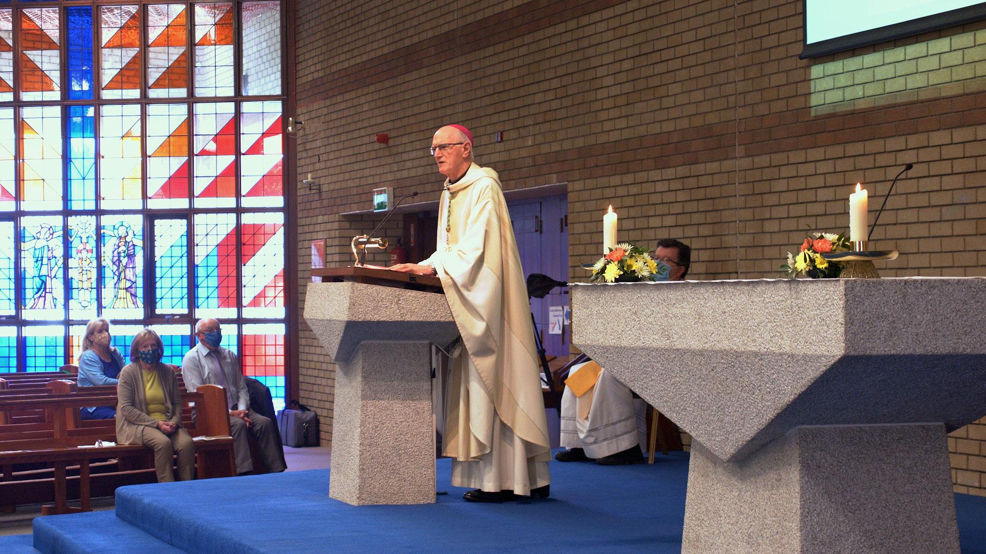 Trinity Sunday – Archbishop Dermot Farrell